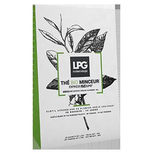 LPG - Thé Bio Minceur Express J14