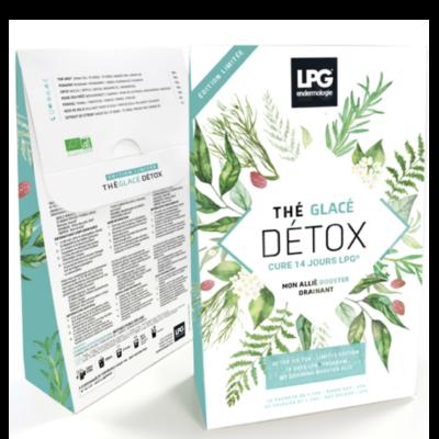 LPG - Thé Glacé Détox Cure 14 jours