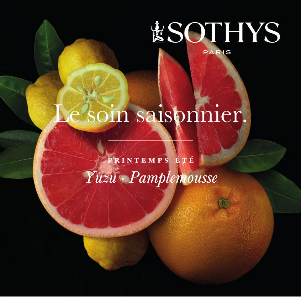 Sothys - Soin Saisonnier Printemps-Été 2021