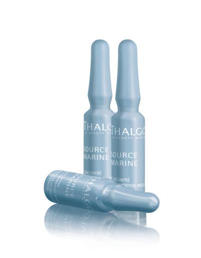 Thalgo - Soins Fondamentaux - Source Marine - Concentré d'Hydratation Absolue